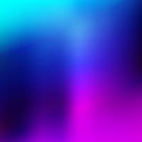 Blue And Violet Blurred Background