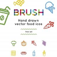 Food Icons Free