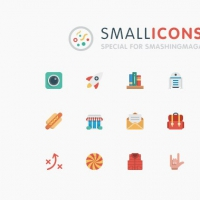 Smallicons – 54 Free Icons