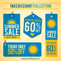 Sale Tags Pack