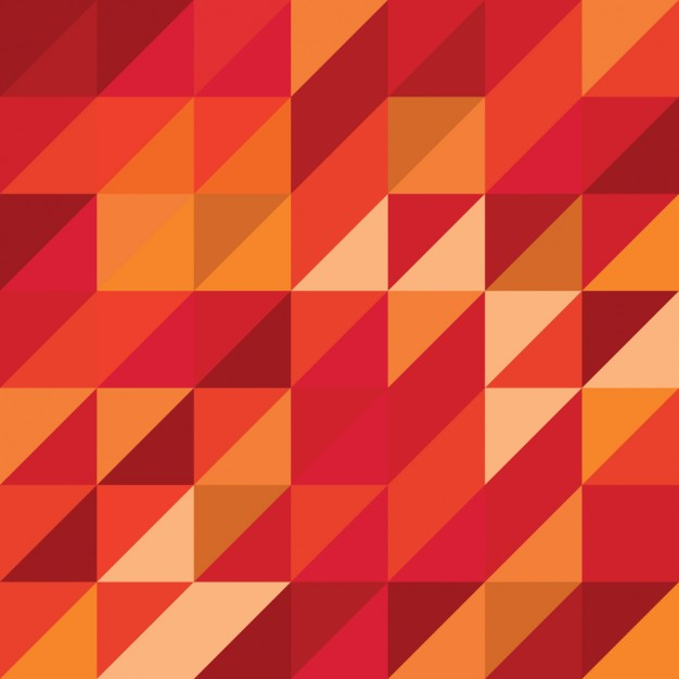 Abstract Background In Warm Colors