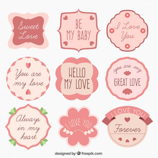 Love Labels Design