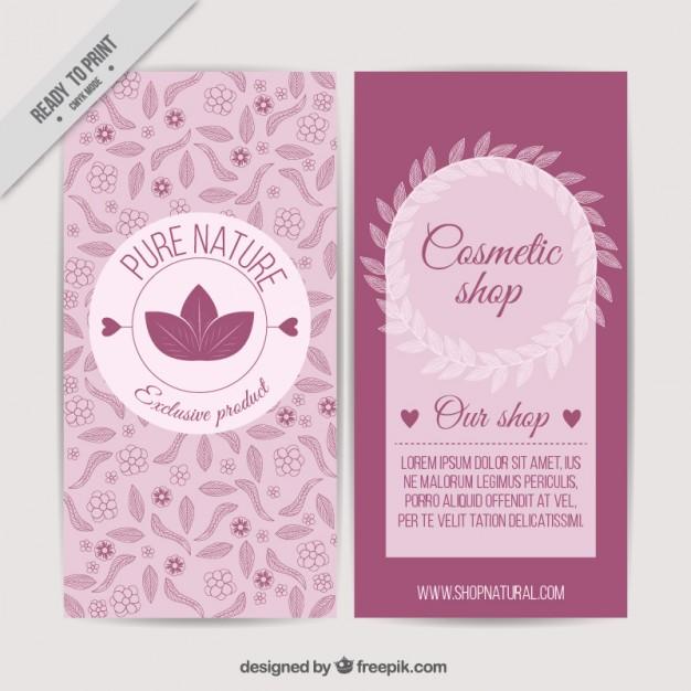 Cosmetis Brochure Design