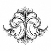 Decorative Ornament Design
