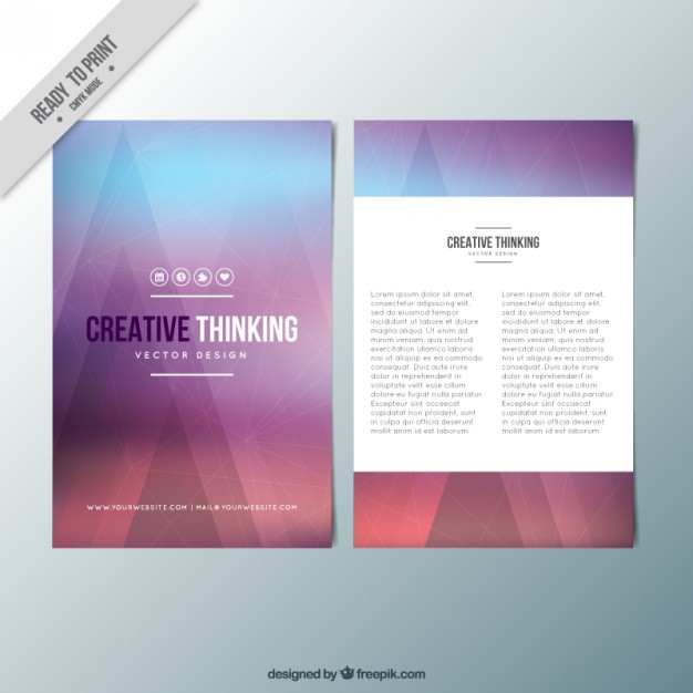 Stylish Abstract Brochure