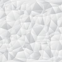 White Polygonal Shapes Background