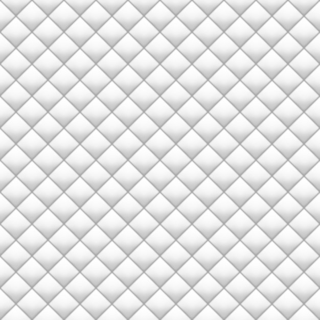 White Squares Pattern Design