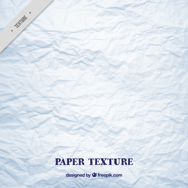 White Paper Texture Background