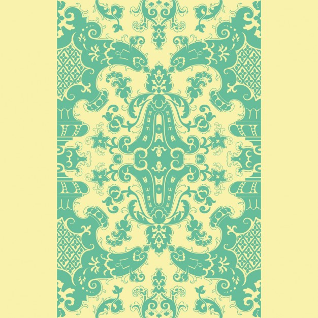 Abstract Shapes Patten