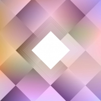 Abstract Background With Gradient Squares