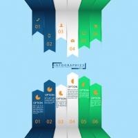 Multicolor Infographic Design