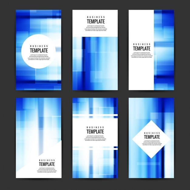 Modern Brochure Bollection