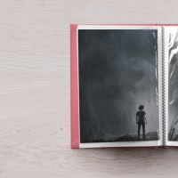 Psd Photo Album Mockup Template