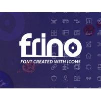 Frino - Web Icons Font