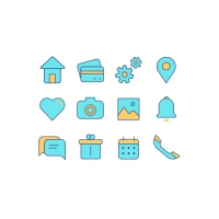 Designers Favorite Icons Set