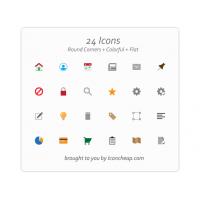 IconCheap Lite (24 Free Icons)