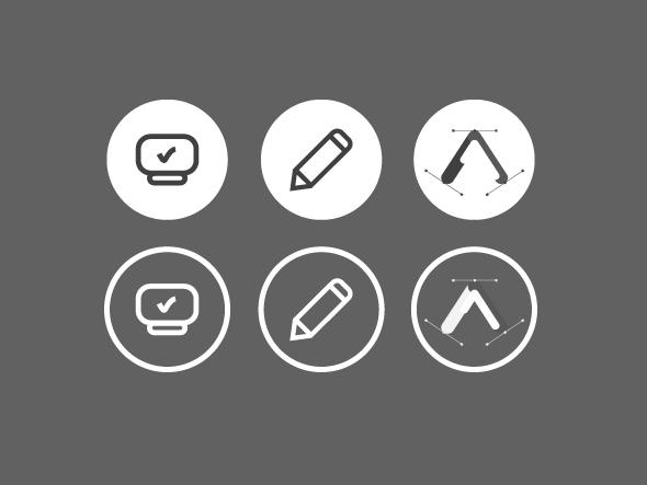 Tree Webdesign Icons
