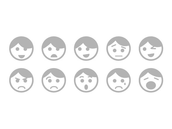 Facial Expression Icons