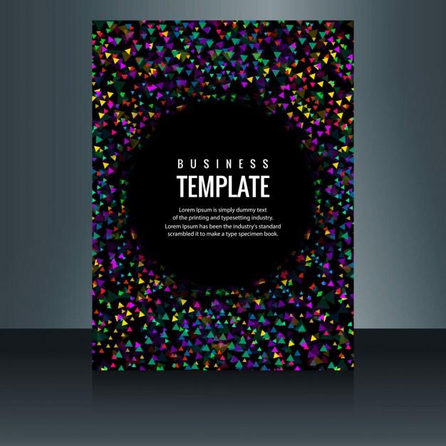 Colorful Modern Brochure