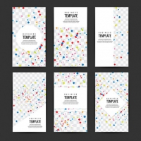 Collection Of Confetti Bbrochures