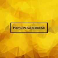 Coloured Polygonal Background Design 2