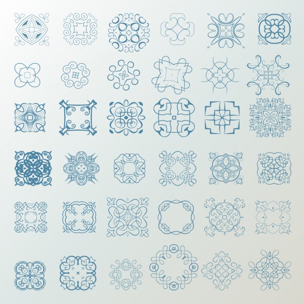Ornamental Designs Collection