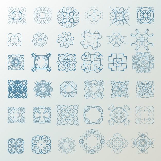 Ornamental Designs Collection