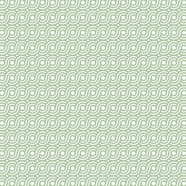 Green Abstract Pattern Design