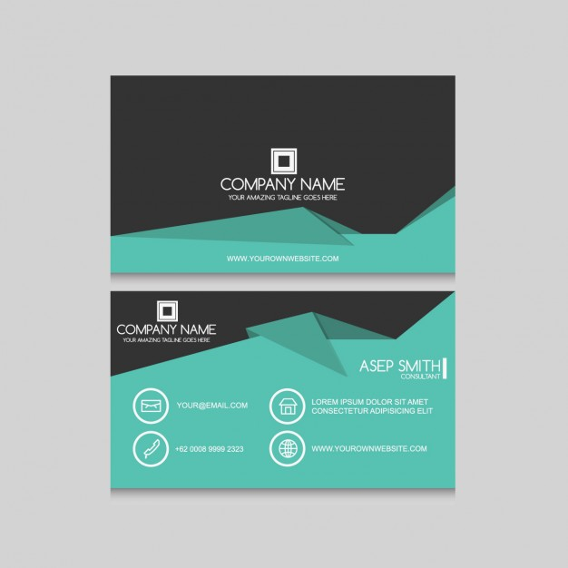Business Card Design 2
