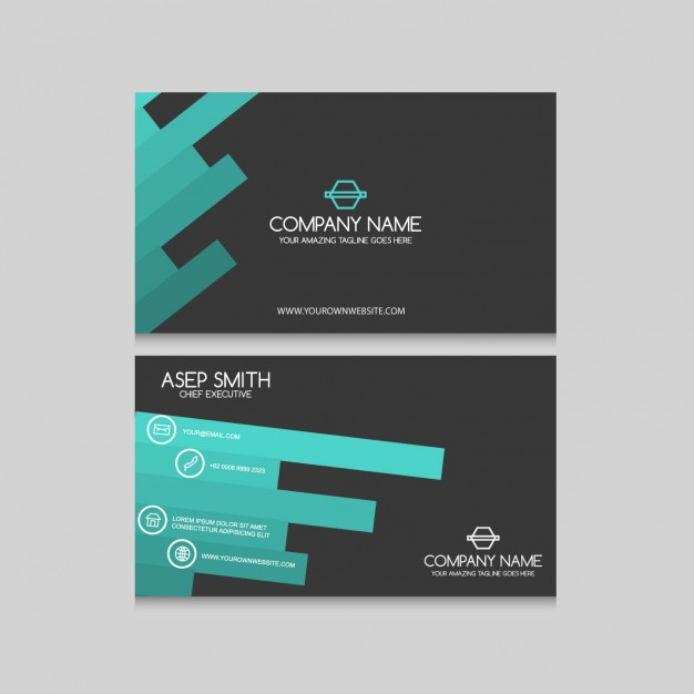 Business Card Design 4