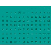 516 Web Icons