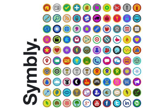 Free Symbly Gamification Icons