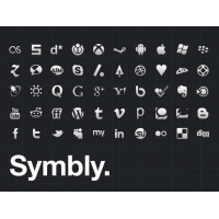 Symbly Social Icons