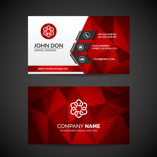 Business Card TemplateT