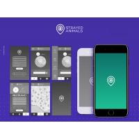 App Design Presentation Mockups